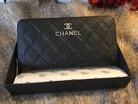 Gorgeous real leather beautiful wallet with box  502 km