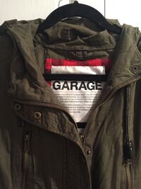 Canvas jacket Langley, V3A 3M8