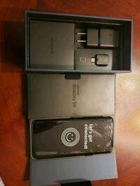 mint condition galaxy s9 unlocked  Spring, 77388