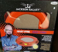 Jackson Galaxy Galaxy Spiral Cat Toy  Woodstock, 22664