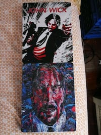 JOHN WICK 1, 2, 3 4k STEELBOOKS! Whiting