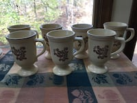 Pfaltzgraff Village Footed Mugs Rockville, 20853