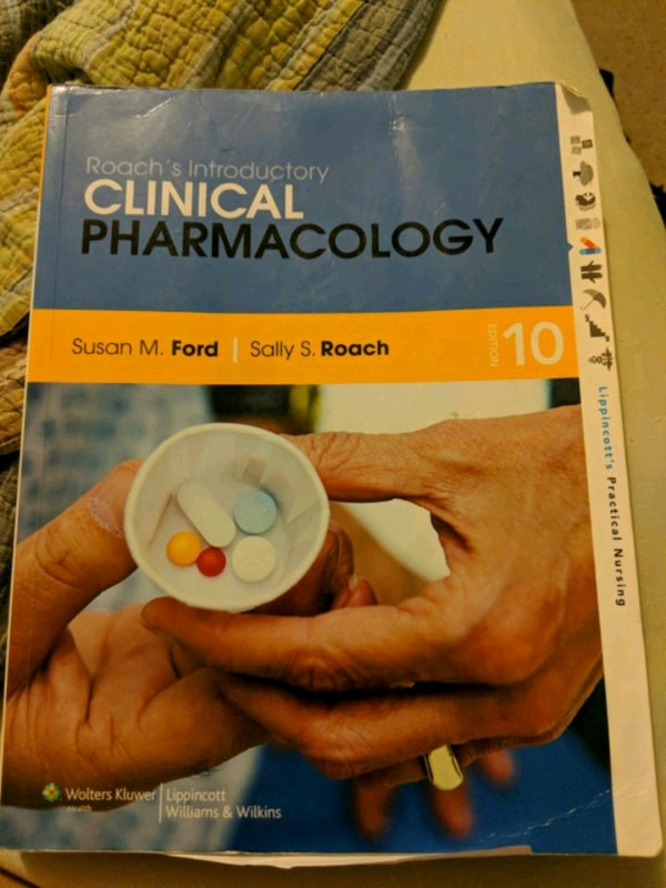 roachs introductory clinical pharmacology lippincotts practical nursing