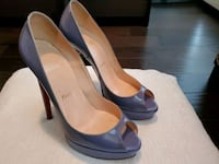Christian Louboutin size 38 North Vancouver, V7M 3P1