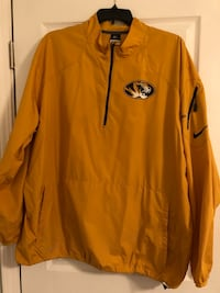 Missouri Tigers 2X windbreaker Pittsburgh, 15237