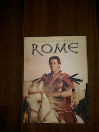 The complete first season of ROME