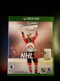 NHL 16 Xbox One Game Kelowna, V1Y 3S4