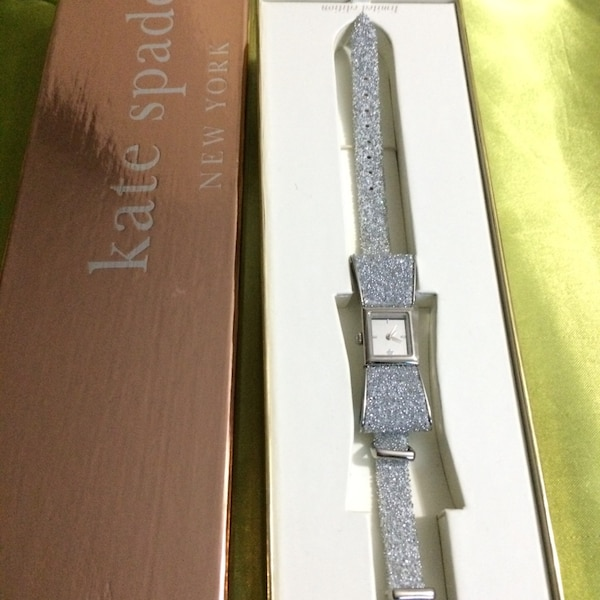 Kate Spade limited edition watch