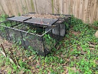 Lawn care trailer cage Capitol Heights, 20743