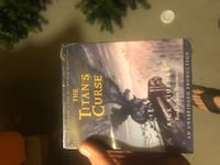 The titans curse book 3 Hagerstown, 21740