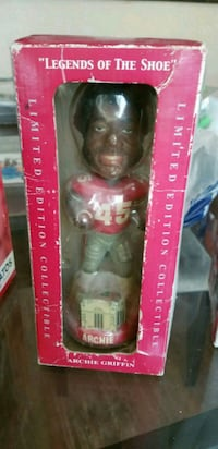 black and red dressed doll in box Columbus, 43204