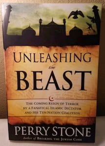 Unleashing the Beast, paperback - good condition!!