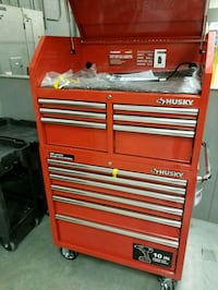 Husky 12-Drawer Tool Chest & Cabinet Combo  Anaheim, 92807