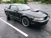 Ford - Mustang - 2002 St. Louis, 63136
