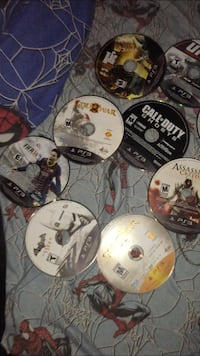 PS3 games Baltimore, 21207