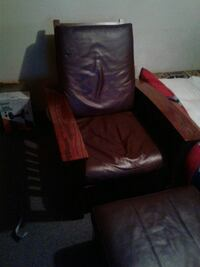 Solid oak premium leather..no tears Sterling Heights, 48312