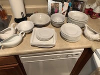 Plate and silverware set Tyler, 75709