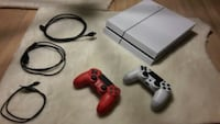 PS4 500GB + 2 Controller + Online PSN