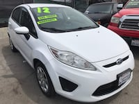Ford - Fiesta - 2012 Huntington Park