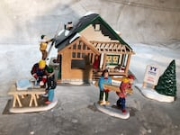 Dept 56 A Home in the Making Habitat for Humanity. #54979 Wauwatosa, 53226
