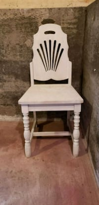 white wooden table with chair Shelton, 06484