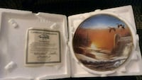 Terry Redlin collector Plate set of 3 Alexandria