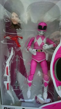 Power Rangers Lightning Collection Pink Mighty Morphin Ranger Hasbro Oradell, 07649