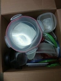 Dishes, cups/glasses, tupperware  Vienna, 22180