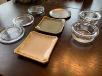 Candleholders -- 8 plate holders