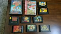Lot of 10 Sega Games Franconia, 22310