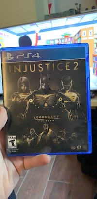 Injustice 2: Legendary Edition (PS4) Washington, 20016