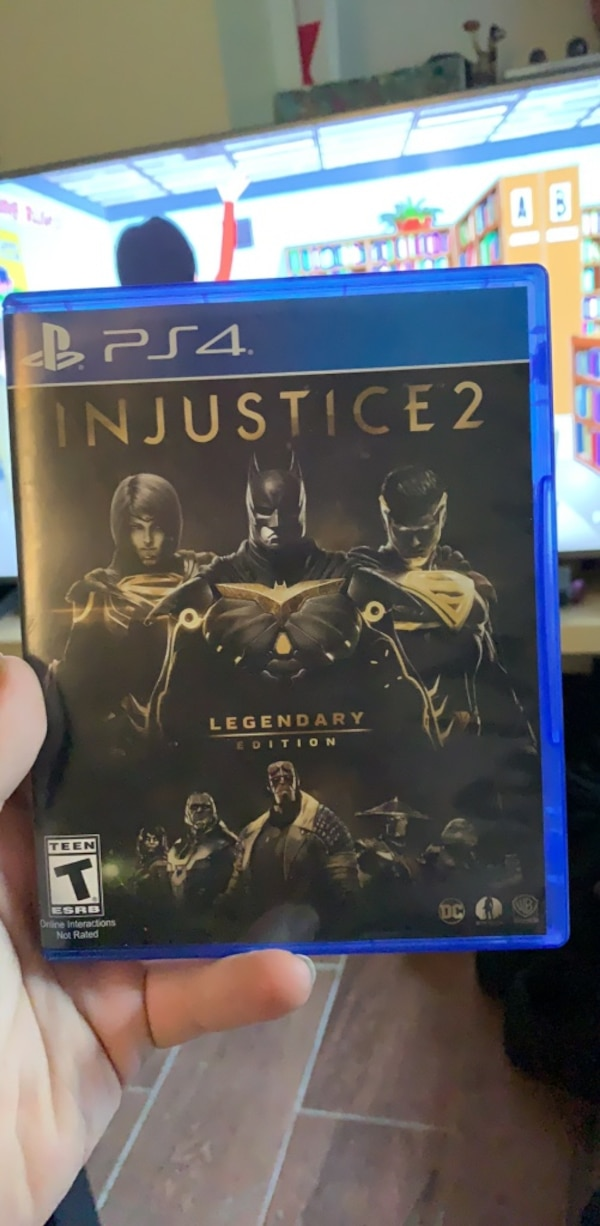 Injustice 2: Legendary Edition (PS4) 0
