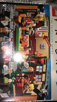Friends the tv show - Lego