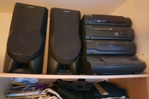 Sony radio with cd changer