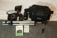 Canon EOS 60D bundle Lake Country