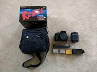 Canon DSLR T1i with Camera Bag McLean, 22102