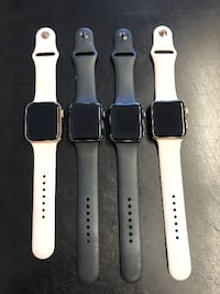 (4) Apple watches for parts (3) series 3 42mm GPS and LTE (1) Series 4 44 mm GPS and LTE Saint Petersburg