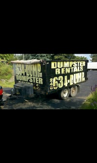 House cleaning trash trailer rental to  [TL_HIDDEN]  Romulus