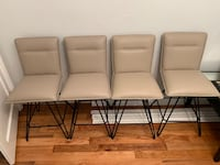4 Barstools from City Furniture
