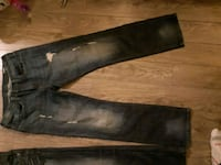 Authentic buffalo demin Jeans like new Halifax, B3R 1W5