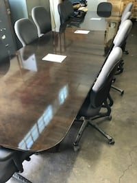 Office Furniture Table and Chairs Santa Clara