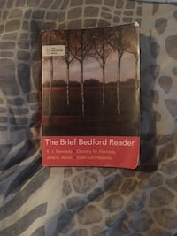 The Brief Bedford reader Nokesville, 20181