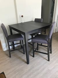 New Counter height 4 chair dinette set Los Angeles, 90089
