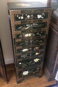 Japanese jewelry chest