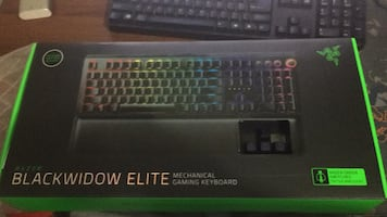 SIFIR RAZER BLACKWİDOW ELİTE ACIKLAMAYA BAK