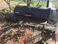 Black and gray weber grill smoker Springfield, 22151
