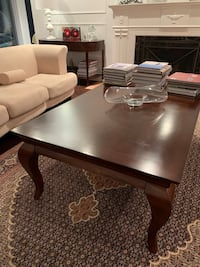 rectangular brown wooden dining table Richmond Hill, L4C 1V4