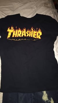 Thrasher t shirt  556 km