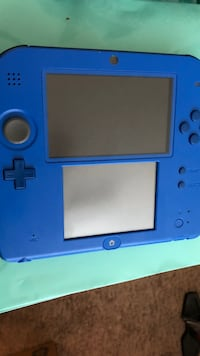 blue Nintendo DS handheld game console Montgomery, 36108