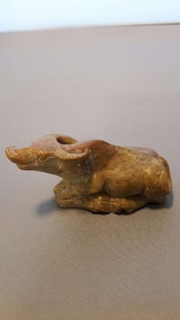 brown water buffalo stone figurine Las Vegas, 89145